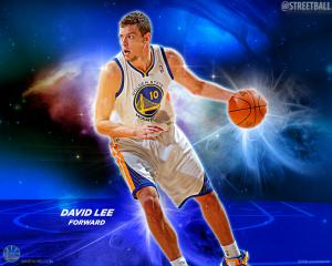 David_Lee_Golden_State_Warriors_Wallpaper